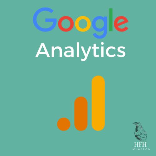 Google analytics hfh